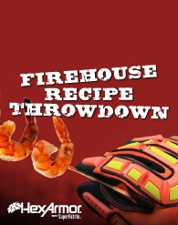 Firehouse Recipe Throwdown Brochure