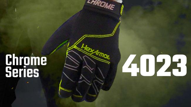 Mechanic Work Gloves | Chrome Series® 4023