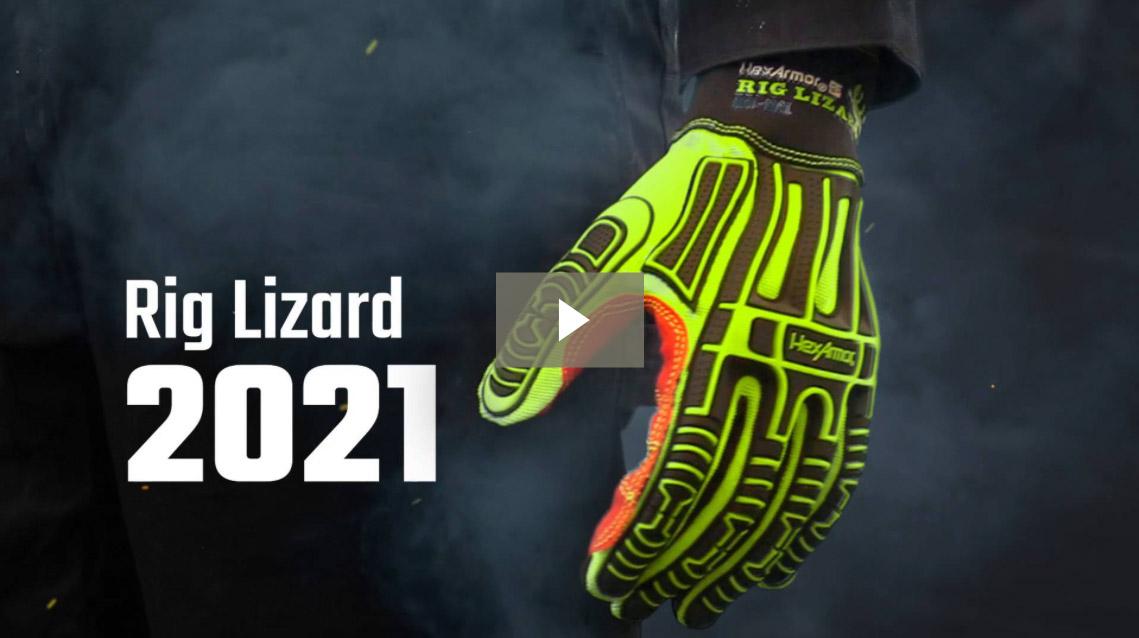 Impact Resistant Gloves | Rig Lizard® 2021
