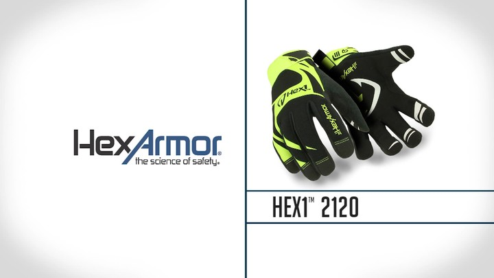 Light Industrial Work Gloves | Hex1® 2120