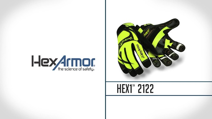 High Dexterity Work Gloves | Hex1® 2122