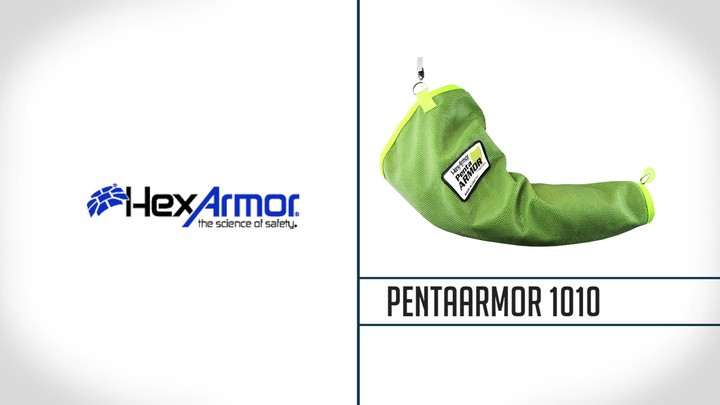 Cut Resistant Arm Sleeves | PentaArmor® 1010