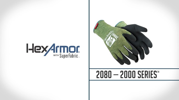 Kevlar® Cut Resistant Gloves | 2000 Series™ 2080