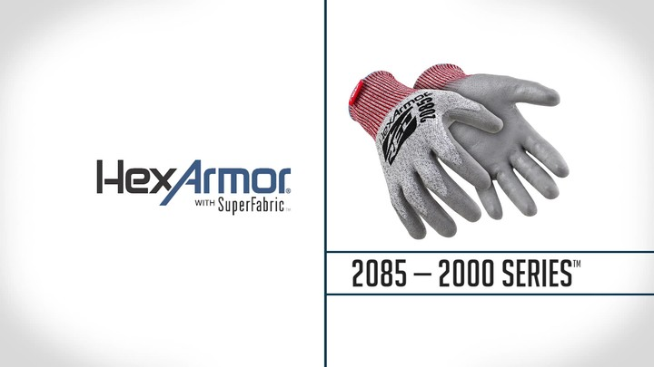 Polyurethane Palm Coated Gloves | 2000 Series™ 2085