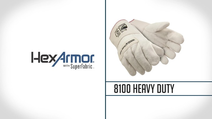 Heat Resistant Gloves | Hotmill 8100