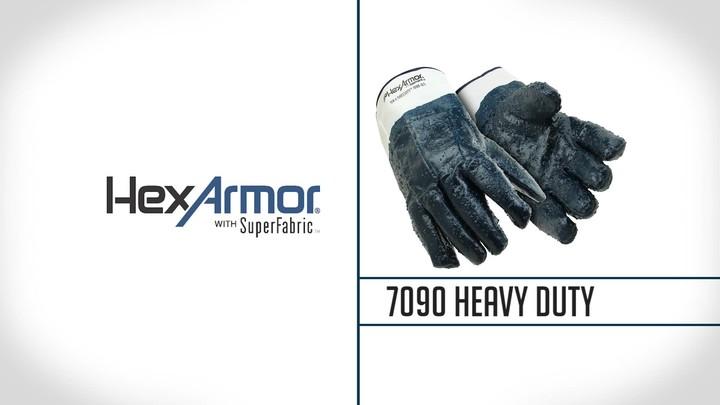 Heavy Duty Work Gloves | TenX ThreeSixty 7090