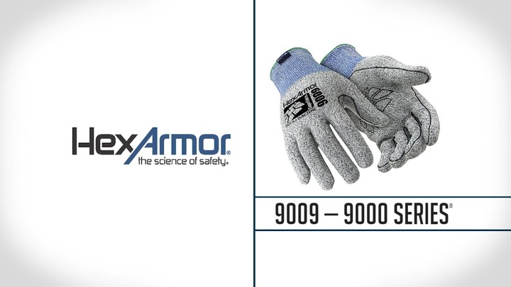 Knit Safety Gloves | 9000 Series™ 9009