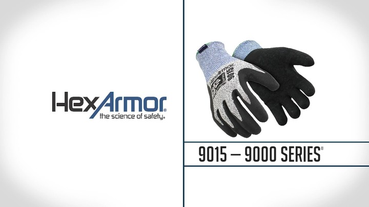 Latex Palm Coated Gloves | 9000 Series™ 9015