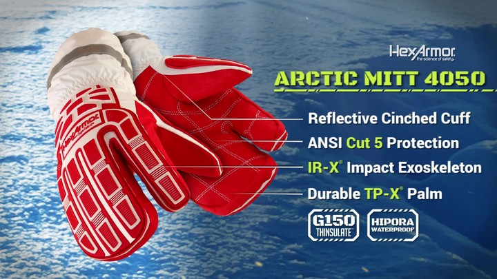 Winter Work Mittens | Arctic Mitt 4050