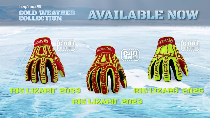 Cold Weather Collection | Rig Lizard® Collection