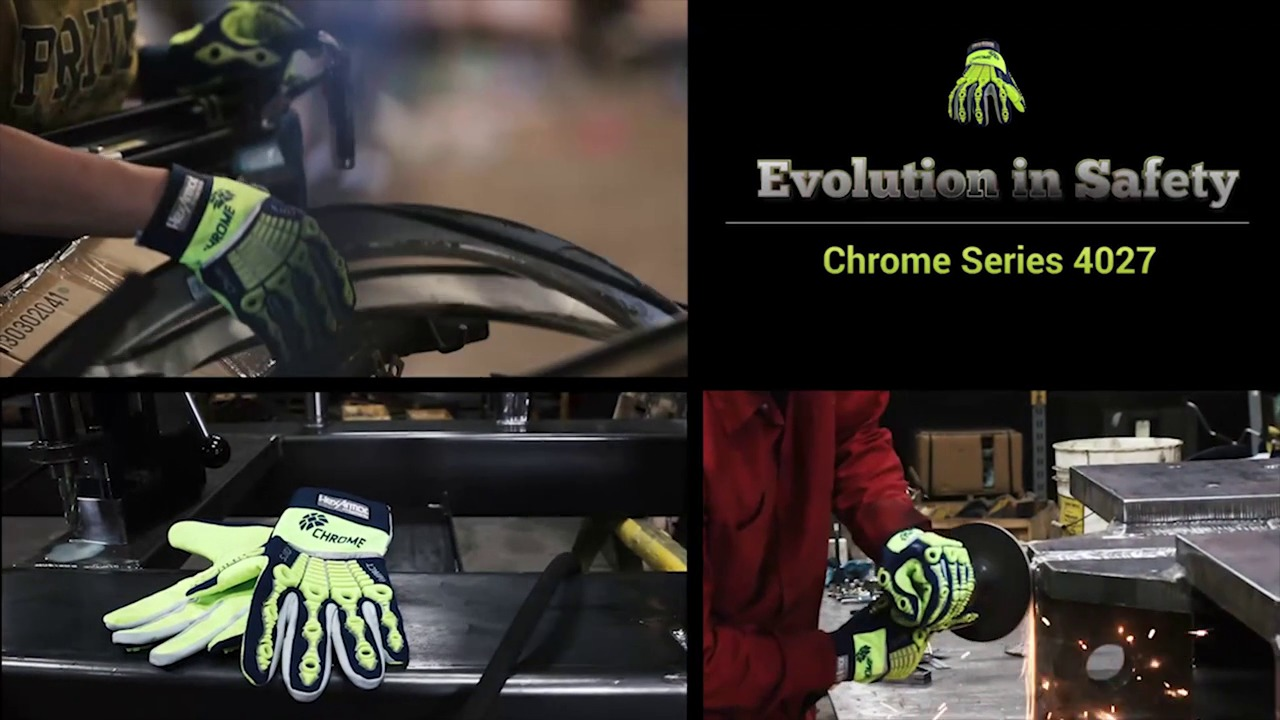 Product Evolution | Chrome Series® 4027