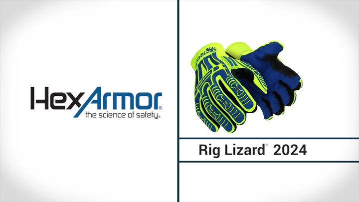 Cotton Canvas Impact Gloves | Rig Lizard® 2024