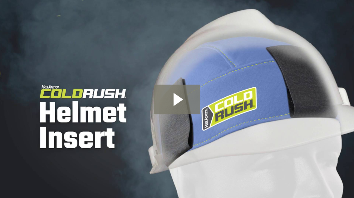 Hard Hat Insert | ColdRush® Hard Hat Insert