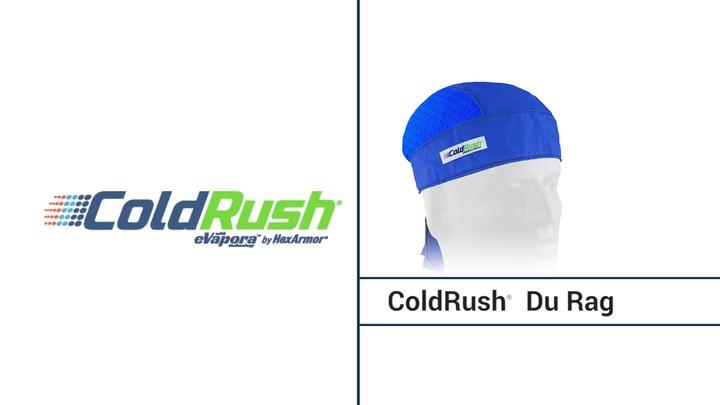 Cooling DuRag | ColdRush® Du Rag