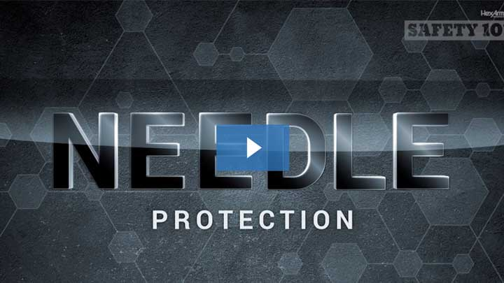 Safety 101 | Needle Protection