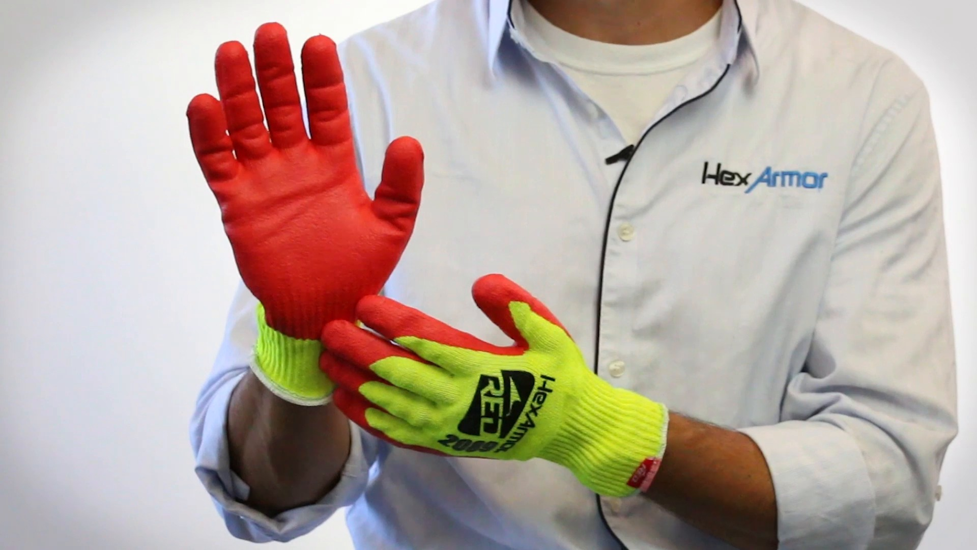 Foam Nitrile Dip Palm Coated Gloves | 2000 Series™ 2089
