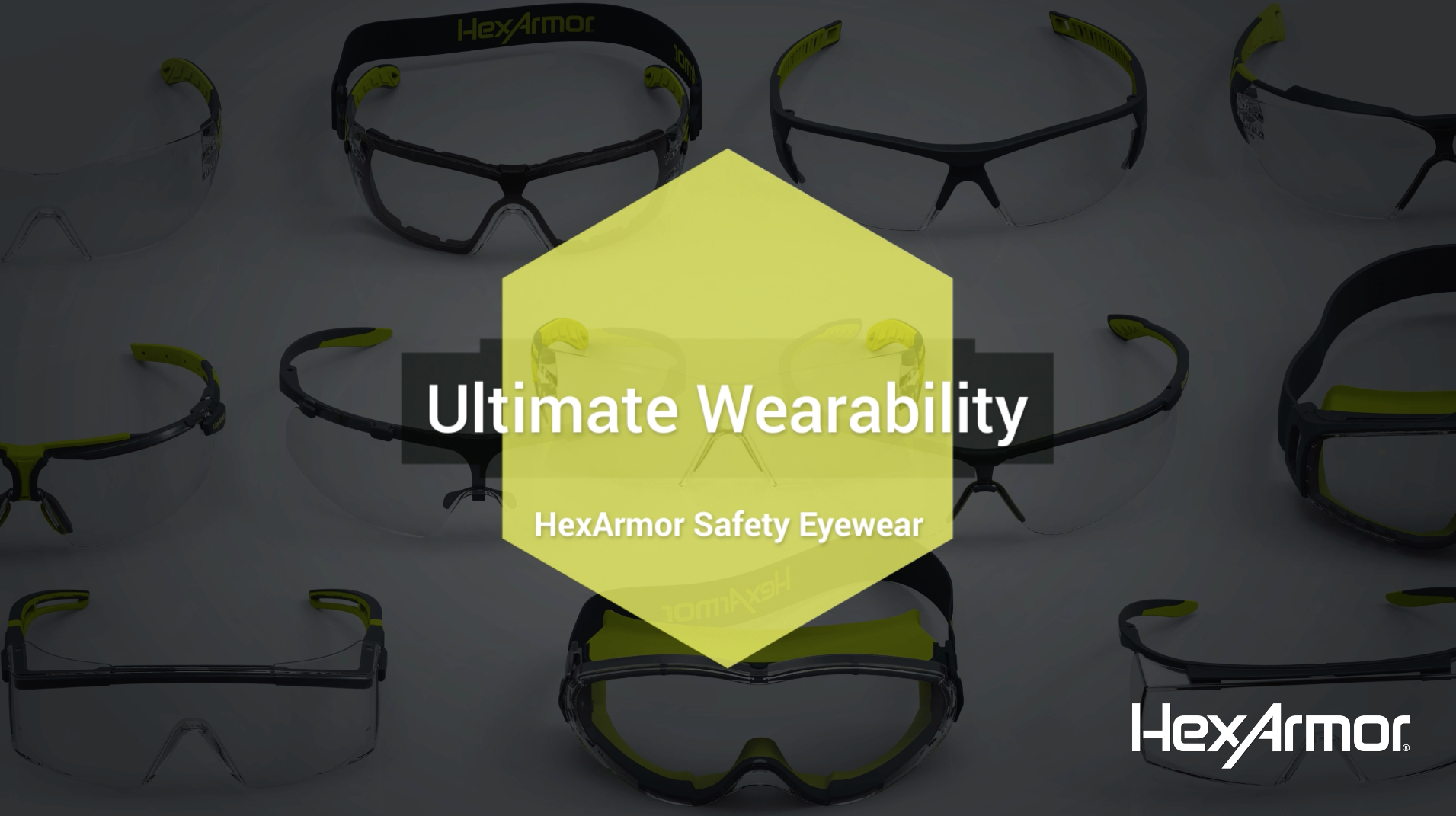 Wearability — A HexArmor Safety Eyewear Exclusive