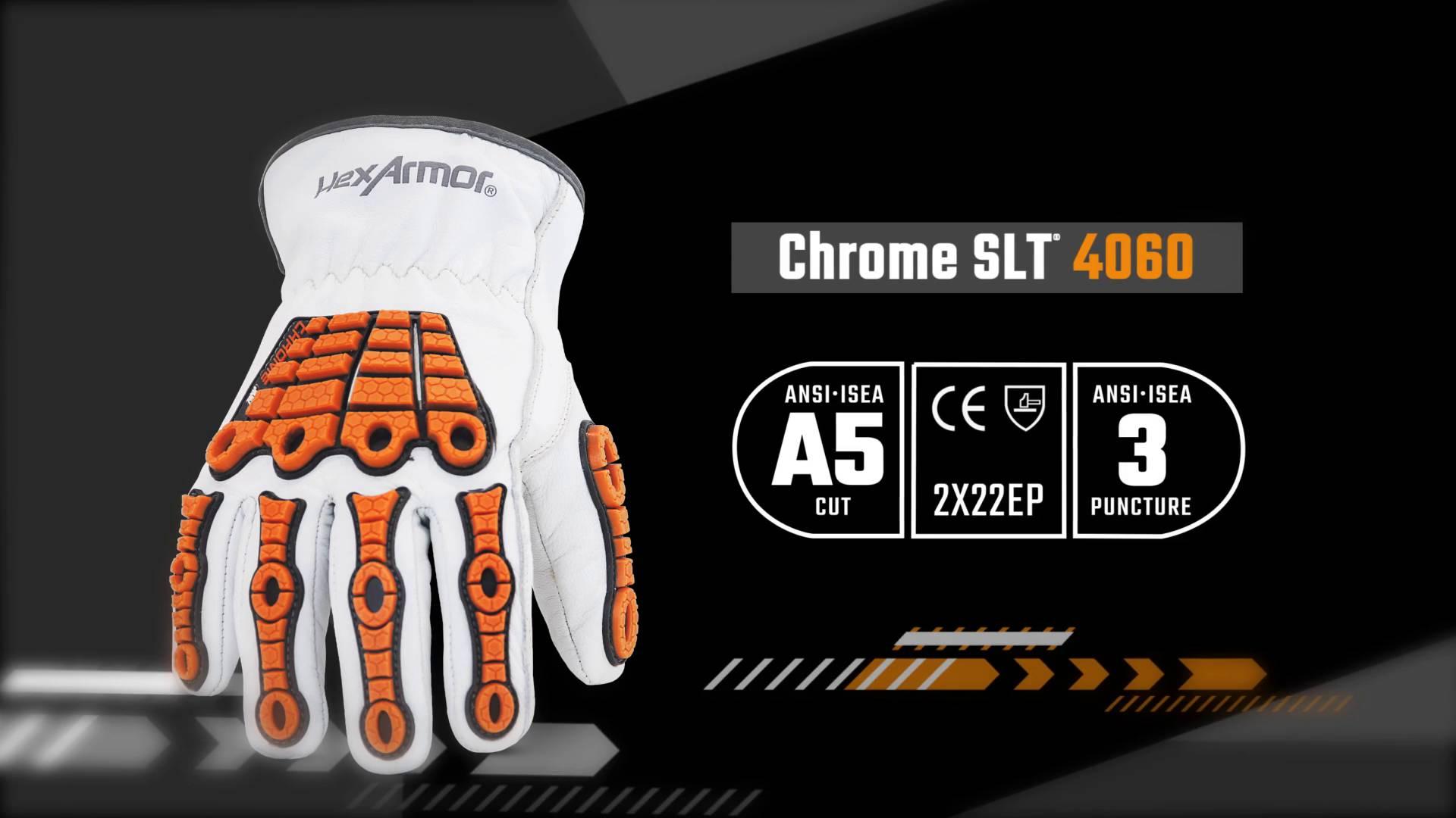 Chrome SLT® 4060 | HexArmor