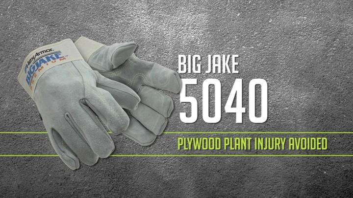 Wood Splinter Injuries Eliminated | Lumber Safety | Bandit® 5040